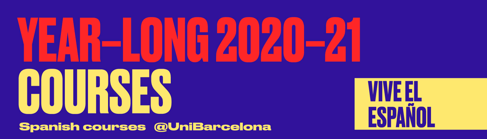 SPANIFY - Year-Long 2020-21 Courses