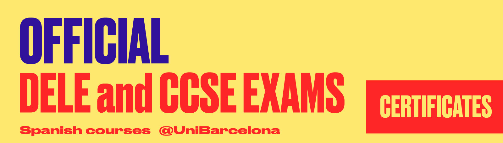 SPANIFY - DELE and CCSE Examens
